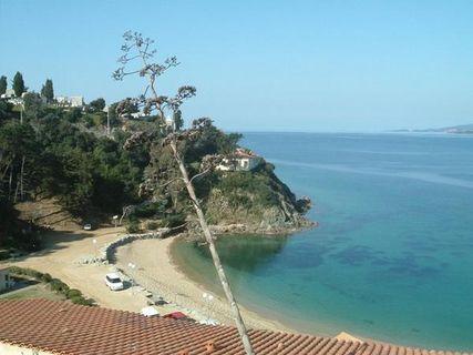 Sampiero beach