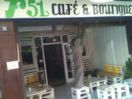 F51 CAFÉ AND BOUTIQUE