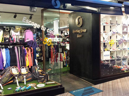 Sporting Group Store