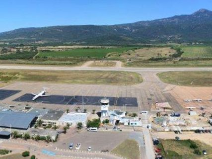 Figari South Corsica Airport