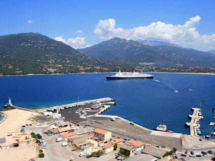 Port de commerce de Propriano