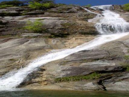 The cascade Bughja