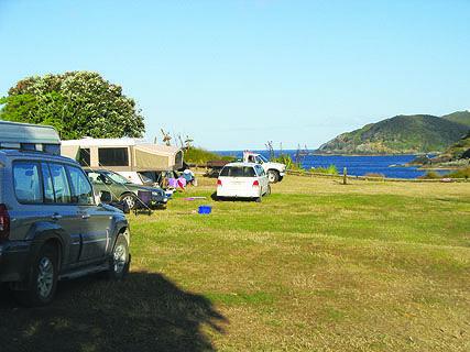 Maitai Bay DOC Campsite