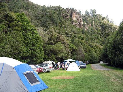 Broken Hills DOC Campsite