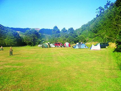 Catchpool Valley DOC Campsite