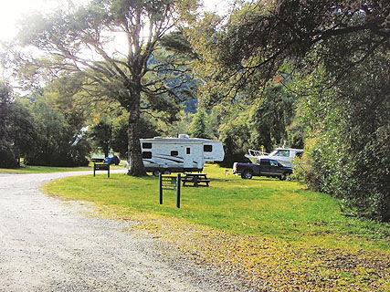 Lake Rotoroa DOC Campsite