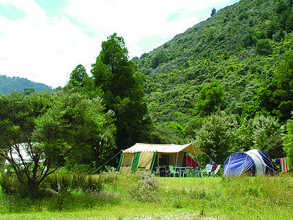 Harvey Bay DOC Campsite