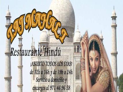 Taj Mahal I (restaurante hindú)
