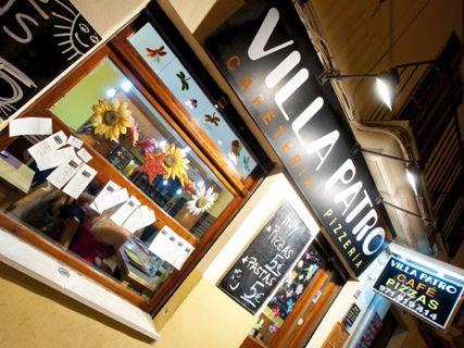 Villa Patro (cafetería-pizzería)