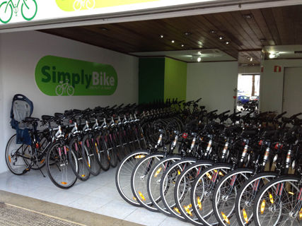 Simply Bike (rent a bike)