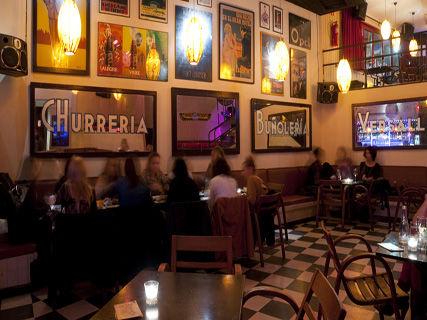 Garito Café (bar, restaurante, copas)