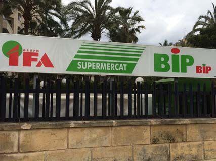 Supermarket Bip Bip