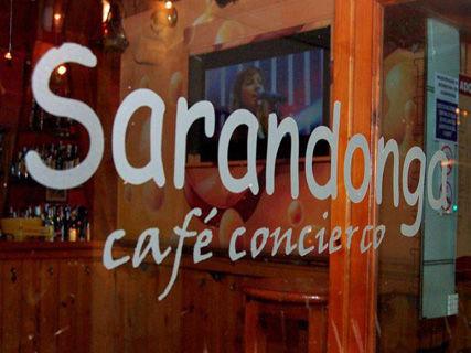 Sarandonga (bar de copas y tapas)