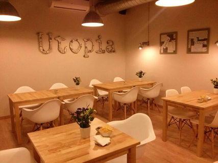 Café-Restaurante Utopía