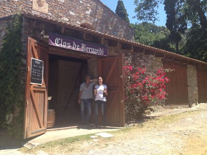 Wine of the Clos De Bernardi