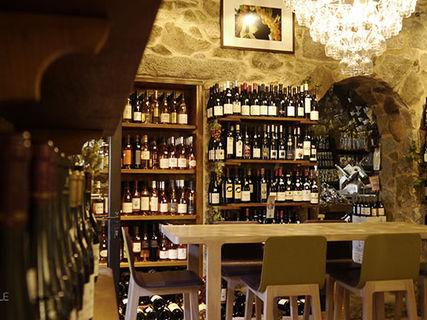 Wein-Bar A Cantina di l'Orriu