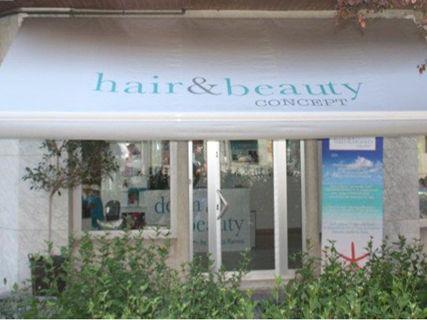 Hair & Beauty Concept