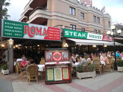 Pizzeria Roma Steak House