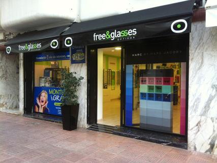 Free & Glasses Ópticos