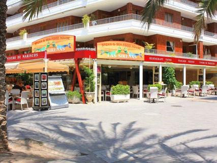 Restaurante Las Sirenas