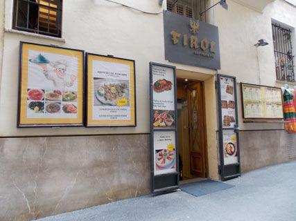 Tirol Restaurante Cervecería