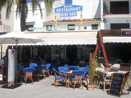 Restaurante Sa Bota