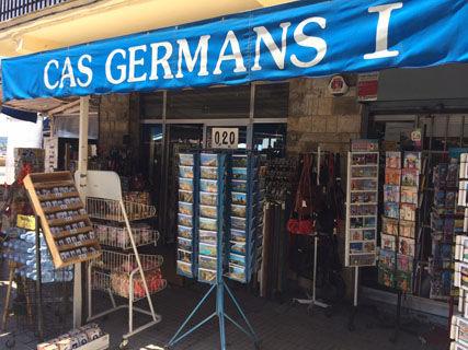 Souvenir Ca's Germans I
