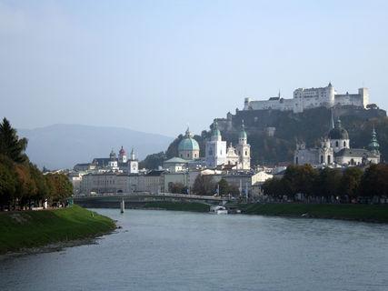Mozart city of Salzburg