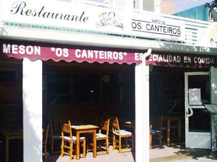 Restaurante Os Canteiros