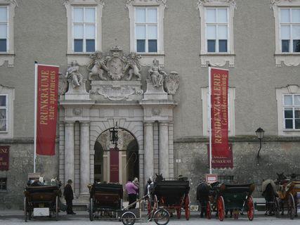 Salzburg Residenz Palace