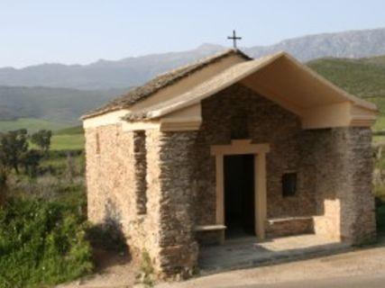 La chapelle St Léonard (marine de Pietracorbara)