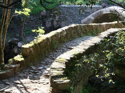 The 3 Genovese bridges of Pietracorbara