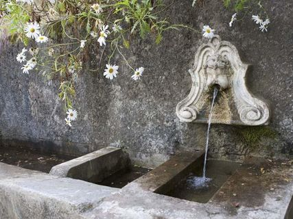 Pietracorbara fountains