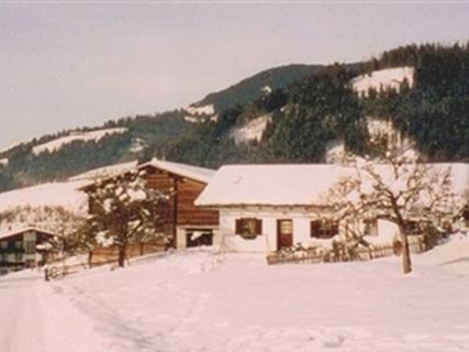 Holiday Home Oberau Huttauniedernfritz