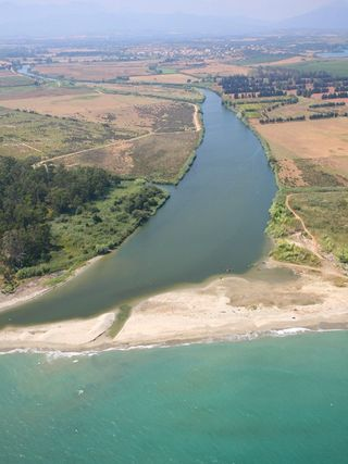 Rivière du Tavignano