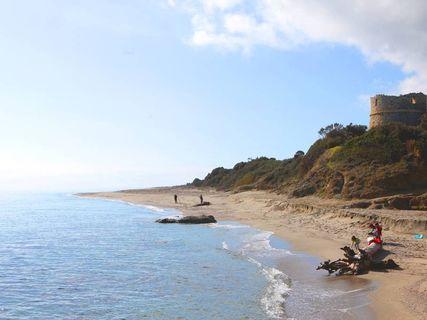 Mare & Stagnu beach