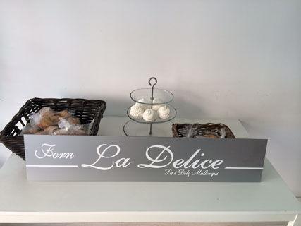 Forn La Delice (panadería y pastelería)