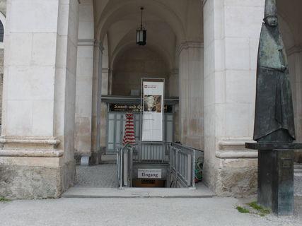 Underground Cathedral Excavation Museum