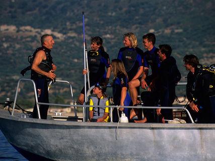 Plongée sous-marine (Algajola Sports et Nature)