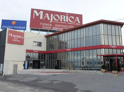 Majorica pearls  (factory and shop)