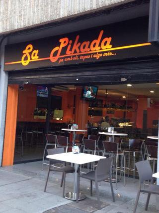 Sa Pikada (Pa amb Oli -Tapas)