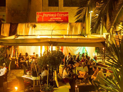 Portixol Corner