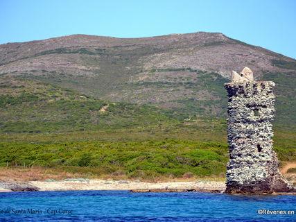 Sea excursion - Cap Corse