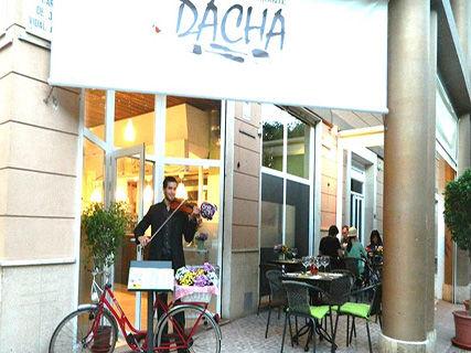 Restaurante Dacha (Sabores de Rusia)