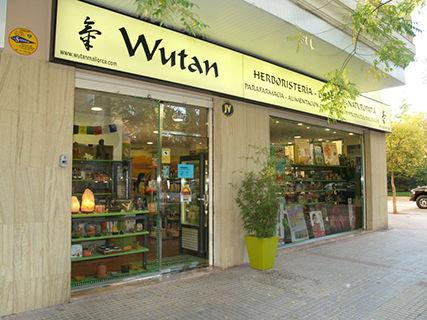 Herboristería Wutan