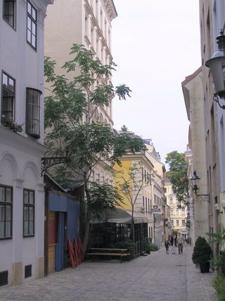 Wien Spittelberg