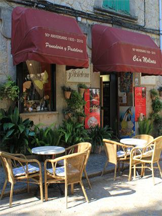 Cafetería Ca'n Molinas