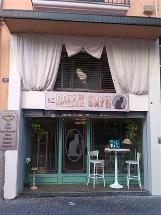 Cafetería La Bella Café