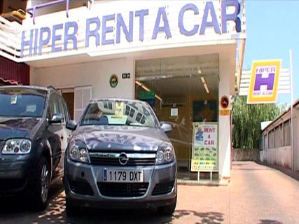 Hiper Rent a Car - Alcúdia