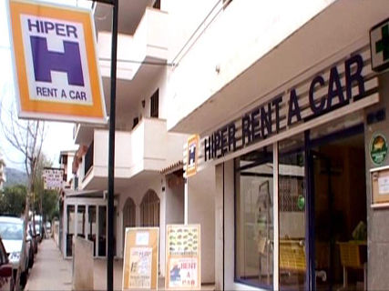 Hiper Rent a Car - Cala Millor